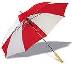Зонт - трость 60 см из нейлона.