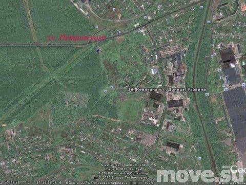 вернуться к объявлению: Продам 2Га в Донецке.