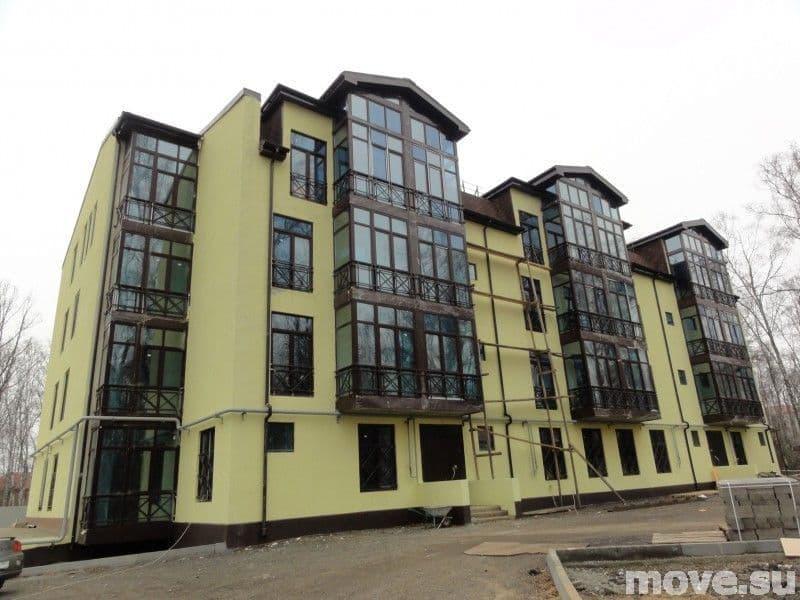 Продажа квартир: 2-комнатная квартира в новостройке, Московская область, Газопровод поселок, фото 1.