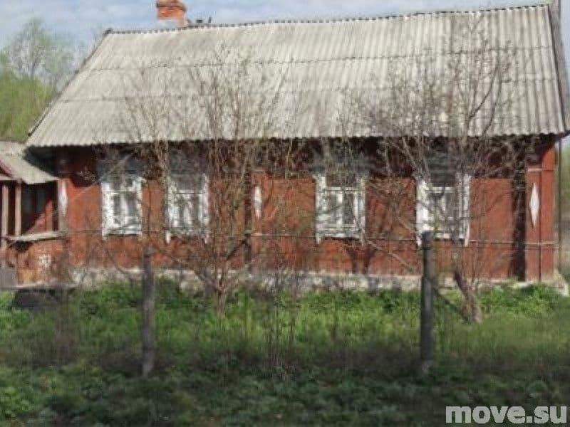 Продается дом в шацком районе рязанской области, дом крепкий, жилой