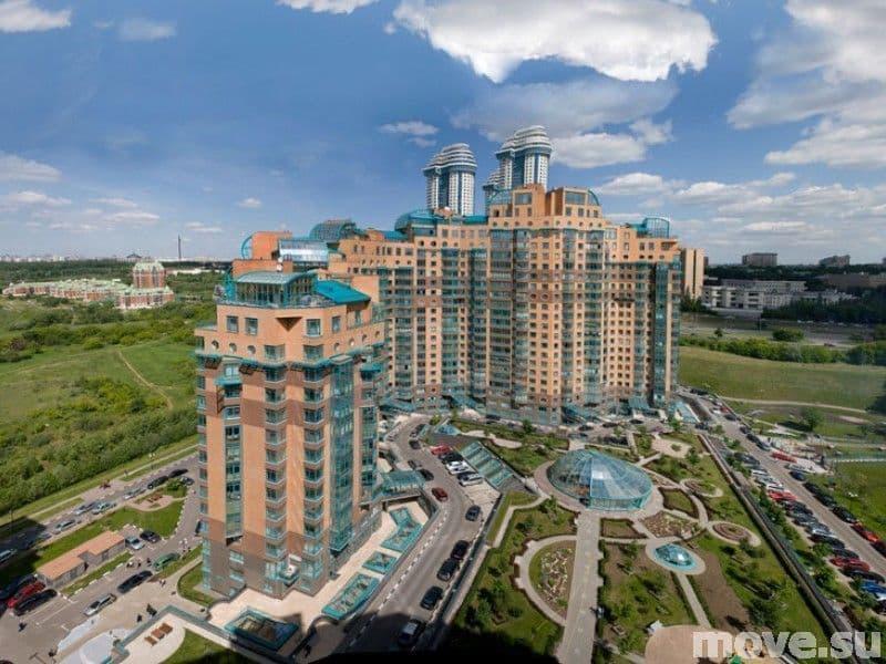 ЗОЛОТЫЕ КЛЮЧИ-2-популярный жилой комплекс в престижном месте на улице