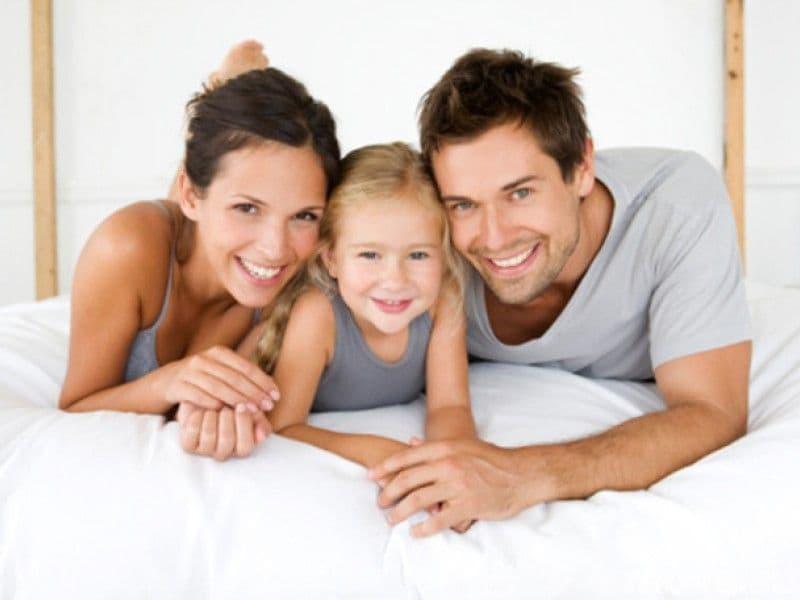Как создать счастливую семью. Создание счастливой семьи.