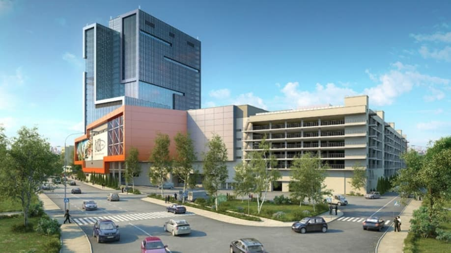 Бизнес-центр Водный, Водный стадион - информация о бизнес-центре ... e26a5f6a1dc