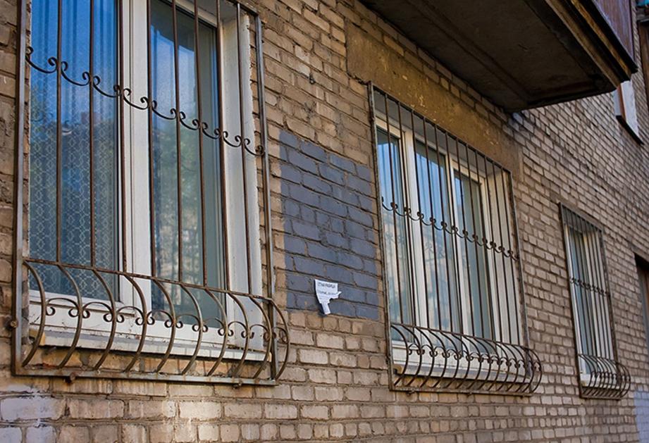 Виды решеток на балкон..