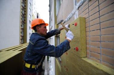 Для теплоизоляции жилых комплексов за рубежом большим спросом пользуется российская каменная вата