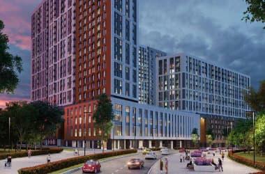 Стоимость жилья в новых жилых комплексах спальных районов столицы