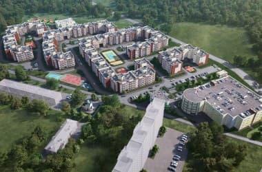 Почему растет популярность малоэтажных жилых комплексов