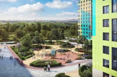 Архитектура новостроек: самые популярные цвета для жилья премиум-, элит- и бизнес-класса в 2020 году