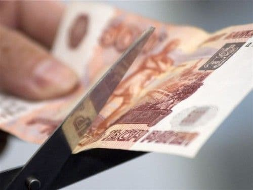 # усиливаются слухи о ревальвации рубля: