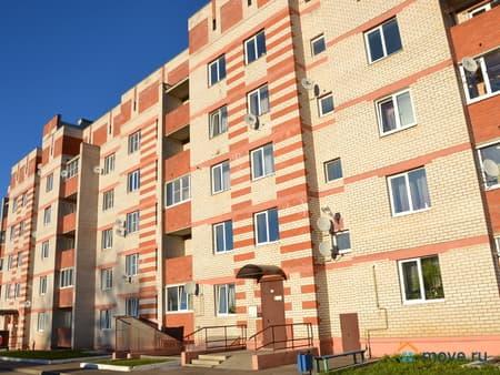 Продажа 2-комнатной квартиры, 63 м², Вязьма, улица Воинов-интернационалистов, 1