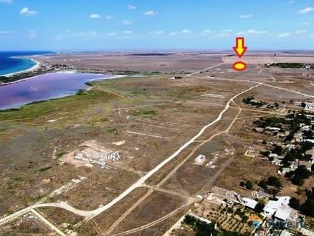 Продажа земельного участка, 8 соток, Евпатория, с.Витино по ул. Космическая