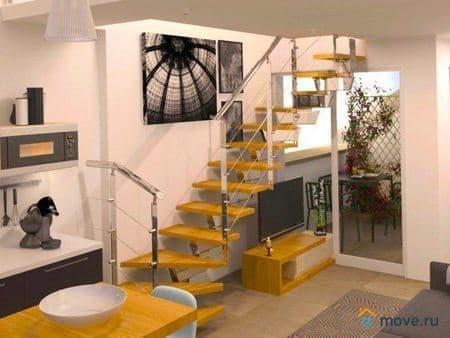 Продам 2-комнатную квартиру, 33 м², Ницца, Ницца
