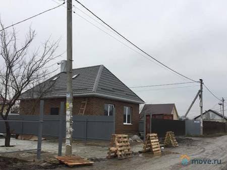 Продажа дома, 110 м², 3 сотки, Краснодар, улица Целиноградская
