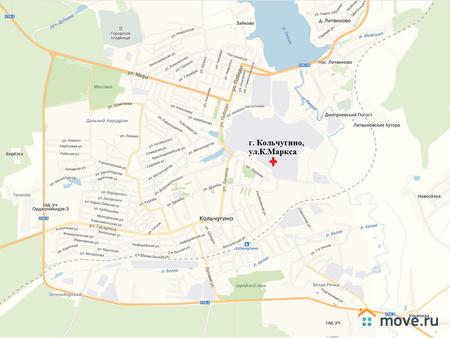 Продается производственное помещение, 67000 м², Кольчугино, строителей, 17