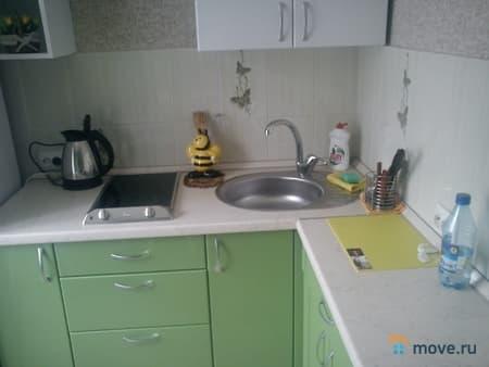 Продажа 1-комнатной квартиры, 31 м², Красноярск, 1 хабаровская, 4