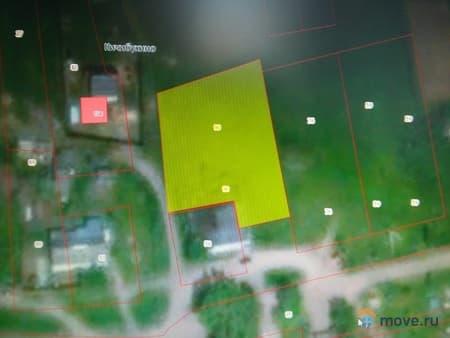 Продаем землю под ИЖС, 17 соток, Кичибухино