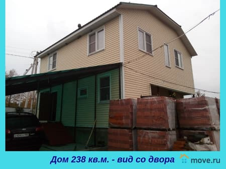 Продажа дома, 238 м², 19 соток, Рождественка, 1