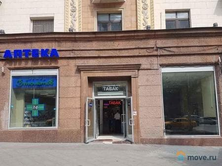 Продается торговое помещение, 55 м², Москва, Тверская ул, 6 с1
