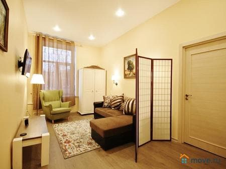Сдается 1-комнатная квартира, 42 м², Знаменск, Пр-кт 9 Мая 2А