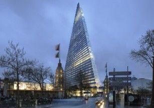 На юго-западе Парижа впервые за 42 года построят небоскреб