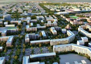 На Рублевке построят новый город