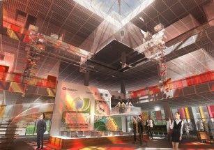 В феврале в ТРК Vegas Крокус Сити откроется Showroom жилой недвижимости комфорт и бизнес- класса.