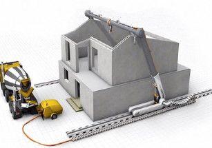 Новая технология позволит быстро создавать сложные бетонные конструкции
