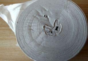 Использованная туалетная бумага стала материалом для строительства дороги