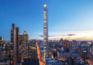 В Нью-Йорке возведут башню по проекту российских архитекторов
