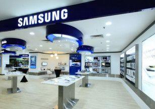 В Лондоне откроется торговый центр «Самсунг»