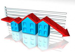 В пяти российских регионах падение цен на квартиры с начала года превысило 15%
