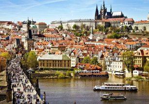 В Праге появится новый район