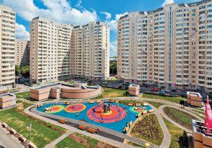Доля квартир в достроенных новостройках столицы составляет 18,2%
