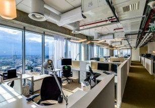 В Москве пустуют 2,2 млн квадратных метров офисных площадей
