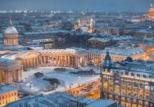 Санкт-Петербург не вошел в пятерку наиболее дорогих регионов для новогодней аренды