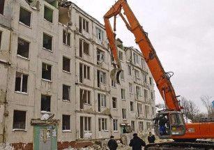 ВАО и ЮВАО лидируют по числу продаваемых «сносимых» квартир