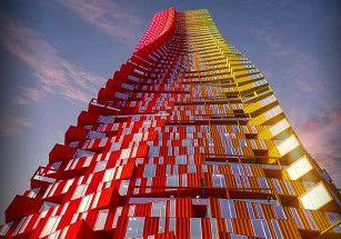 В Лондоне построят модульный небоскреб