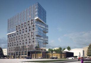 В центре столицы появился новый отель категории «апарт»