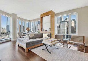В столице пятая часть новой недвижимости бизнес-класса приходится на апартаменты