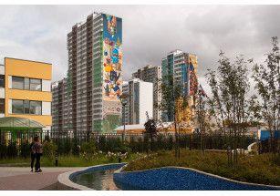 Покупатели второй очереди ЖК «Граффити»  получают ключи от сказочных домов