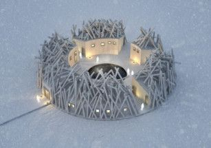 У берегов Швеции открылся отель для моржей