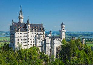 Все немецкие замки внесут в реестр