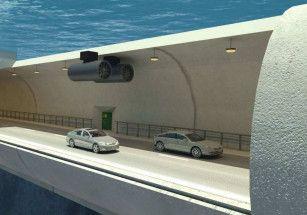 Хельсинки и Таллин соединит подводный туннель