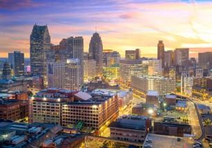 Рынок Детройта выходит из кризиса