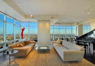 За январь число премиальных и бизнес-квартир стало на 6% больше