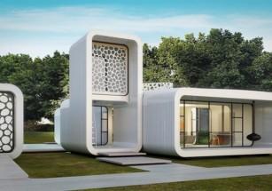 Арабы будут печатать квартиры сегмента эконом и, возможно, освоят Луну