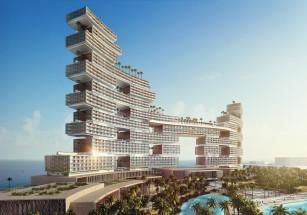 В Дубае построят отель-дженгу за миллиард долларов