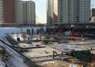 Ход строительных работ в ЖК «Кварталы 21/19»