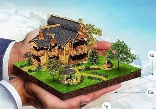 Регистрировать земельные участки будут с использованием технологии блокчейна