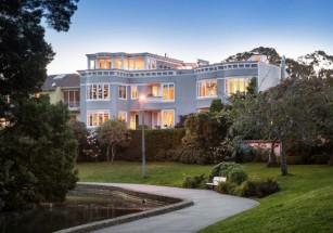 Мишель Пфайффер продает особняк в Сан-Франциско